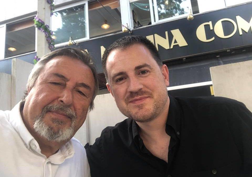 ALBERTO CARRERA NOMBRADO NUEVO DIRECTOR DEL FESTIVAL PRIMAVERAS MUSICALES PEJINAS DE LAREDO